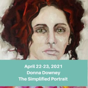 April 23-24, 2020 Donna Downey The Simplified Portrait (4)