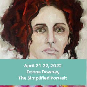 April 23-24, 2020 Donna Downey The Simplified Portrait (6)